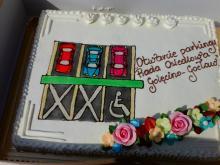 uroczysty tort